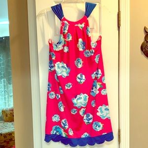 Mud Pie Floral Boutique Sundress. Size Small (6-8)